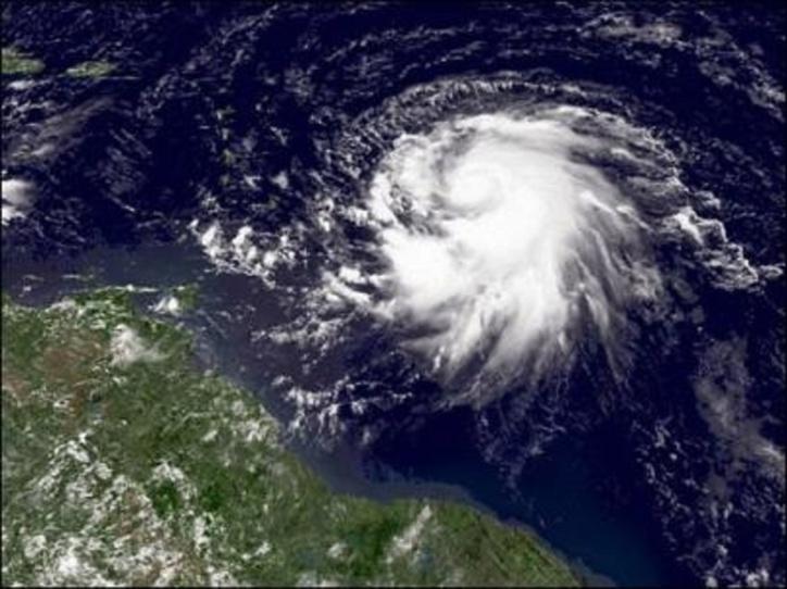 Martinique UNDER CONTROL
