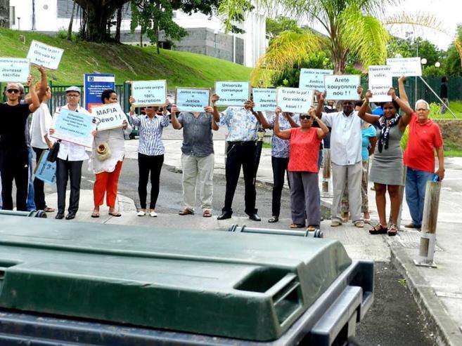 Le conseil d'État relance l'affaire de l'Université des Antilles(...)