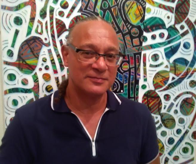 Oser une Galerie d'œuvres caribéennes  en MARTINIQUE  : découvrons Colette NIMAR