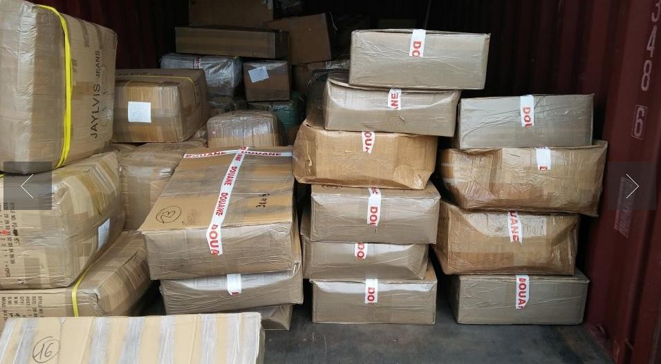 Destination Martinique oui … mais à  qui était destiné ce conteneur bourré de 582,54 kg de résine de cannabis ?
