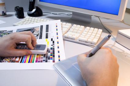 L'infographie est le domaine de la création d'images numériques assistée par ordinateur.