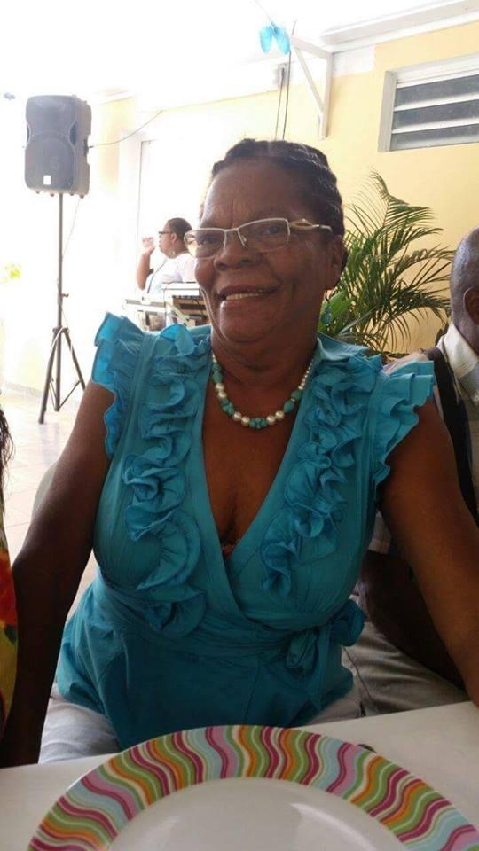 [ NECROLOGIE ] Marin le décès de Madame Célita MOISE, âgée de 78 ans.