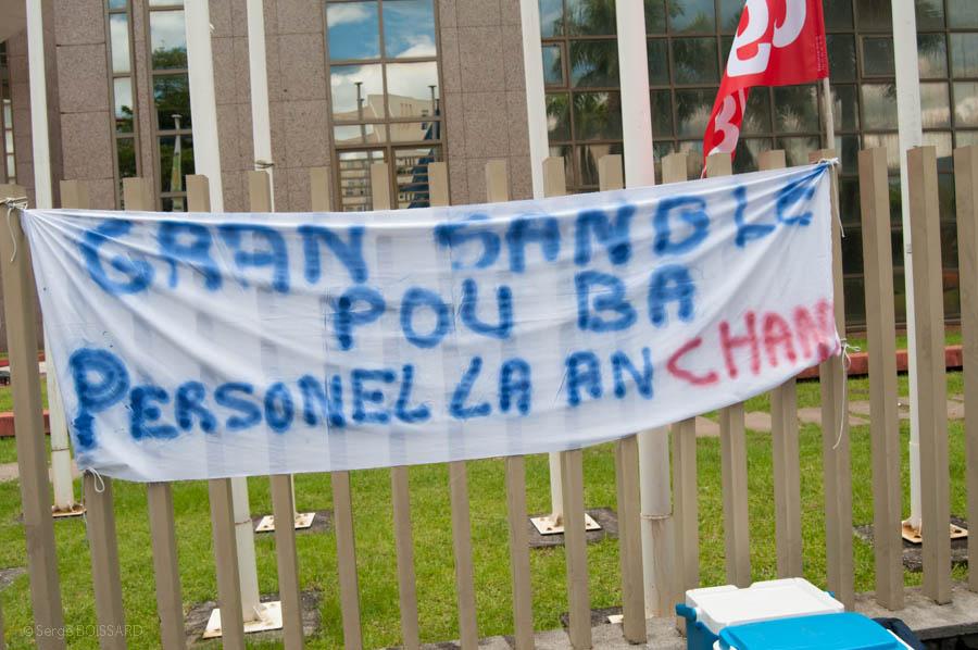 Grève de la CTM: Les propositions du patron de la CTM vont elles convenir à l'inter-syndicale.