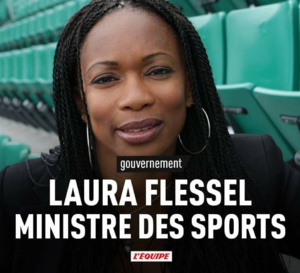 Une guadeloupéenne au sport !