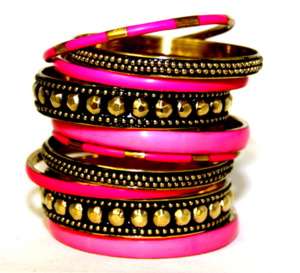 Reportage Vos bracelets en verre Indien, Peut être  bientôt des pièces de collection !