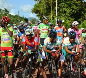 Programme de fin d'année cyclisme VTT.