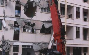 Pourquoi ce choix de communication de la CTM sur la démolition du lycée SCHOELCHER ?