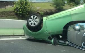 Probablement moins d'accidents automobiles en MARTINIQUE, un plus pour nous, un moins pour les garagistes.