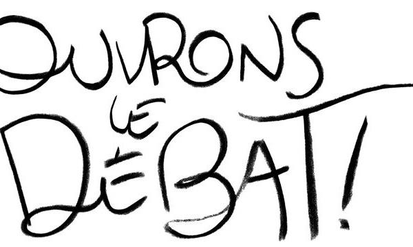 """Les """" forums de l'actualité""""... L'occasion d'ouvrir le débat par Jeff LAFONTAINE !"""