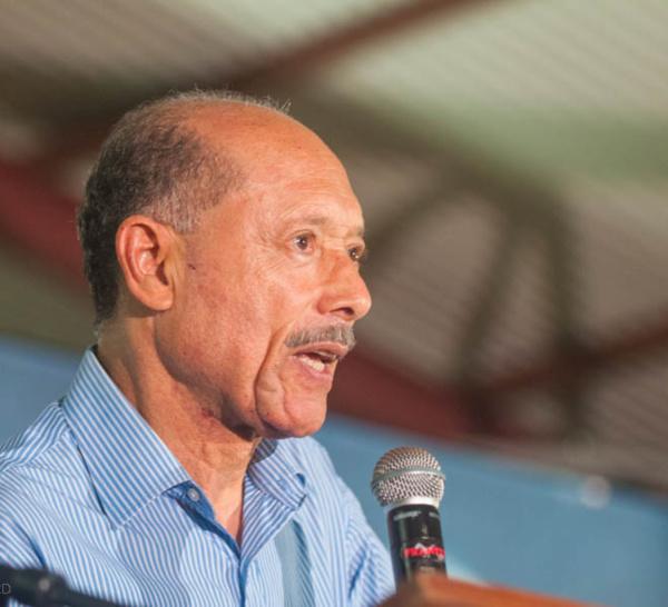 Réaction de Claude LISE,  Président de l'Assemblée de Martinique,