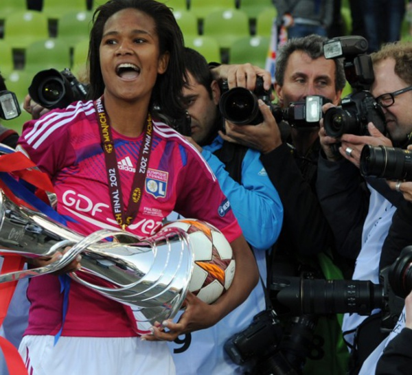 Trophée Henri JUMONTIER – Coupe de la ligue 2017 Foot au féminin.