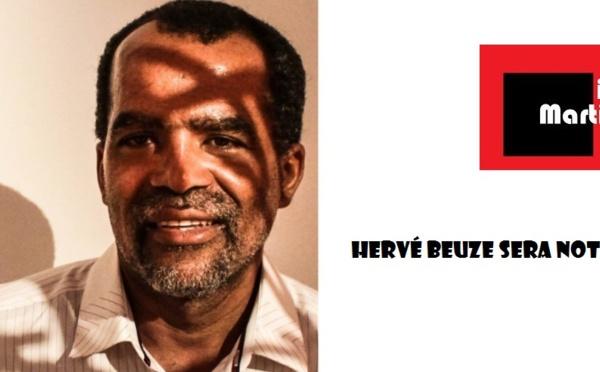 Hervé BEUZE, Martiniquais du tout monde et plasticien !