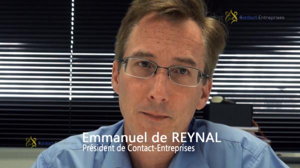 Usine du Galion - Le décryptage d'Emmanuel de Reynal, président de Contact-Entreprises