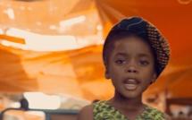 Un hymne au pouvoir et à l'émancipation des femmes chanté par des fillettes !