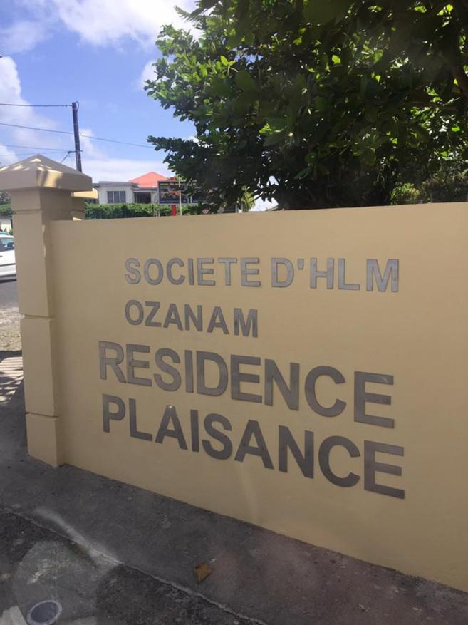 Une des résidences visitée