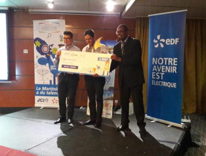 Lu pour vous / EDF business  innovation dans le Nord.