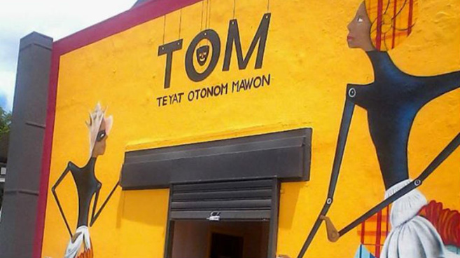 [Anicet SOQUET] nous présente le TOM