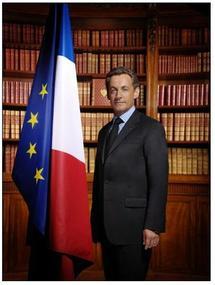 NICOLAS SARKOZY N'A TOUJOURS PAS COMPRIS QUE LA FRANCE EST UNE PETITE NATION
