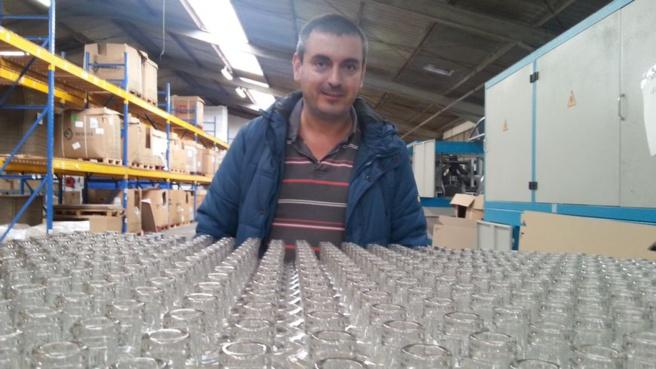 Des bouteilles fabriquées à partir de canne à sucre