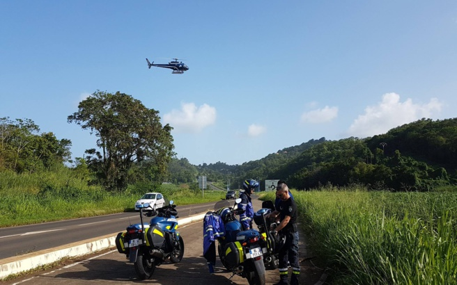 Ici la Gendarmerie en action, objectif sécuriser la route