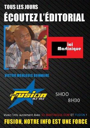 Editorial du Jour / MARTINIQUE: Un pont un string et un lahar!