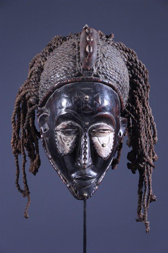Art Africain, découverte de masques.