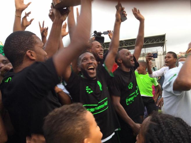 ;Le Club Franciscain est qualifié pour la finale de la Coupe de Martinique