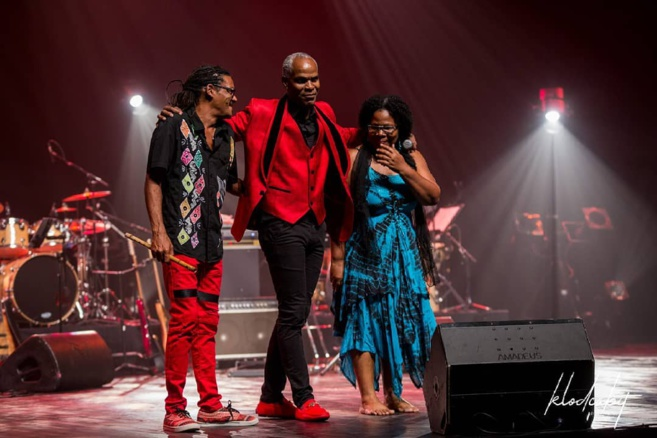 Chanto  LAVIOLETTE en concert, un véritable festival !