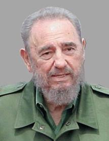 FIDEL CASTRO S'ADRESSE AUX ETUDIANTS CUBAINS