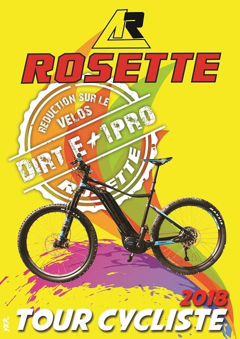 Résultat de la première étape Cycliste de la Martinique.