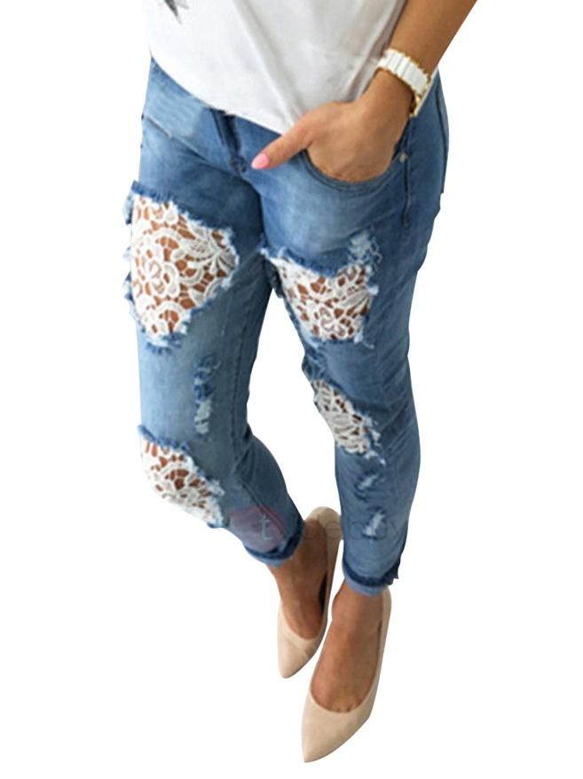 Yole 2018 ,le jean est à la mode !