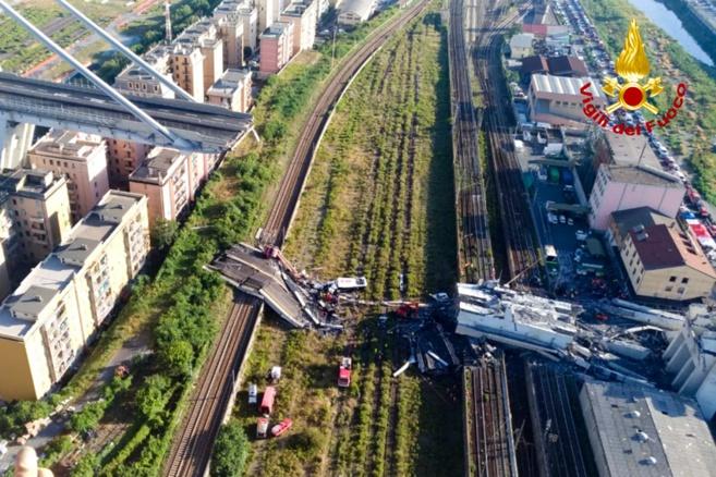 Gênes, Italie le viaduc : Que se sera-til passé exactement ?
