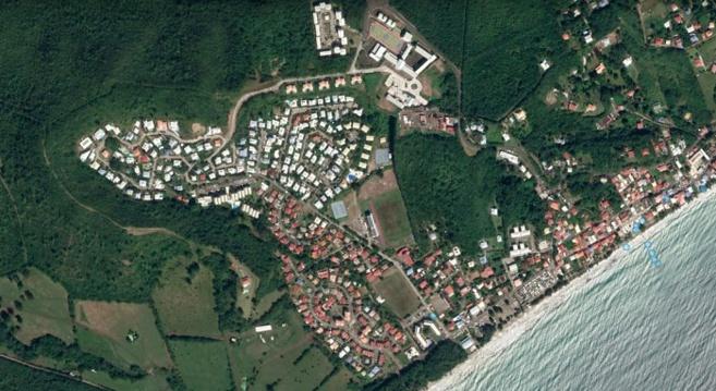 Exemple combien de piscine sur la ville du Diamant