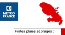Centre Météorologique de Martinique Bulletin de Suivi de Vigilance n°15 pour la Martinique Episode n°19-MA