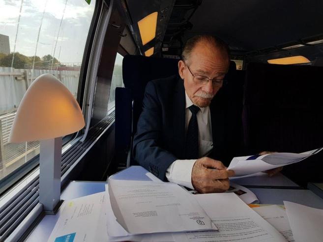 Alfred Marie-Jeanne au Congrès de Régions de France 2018  les 26 et 27 septembre.