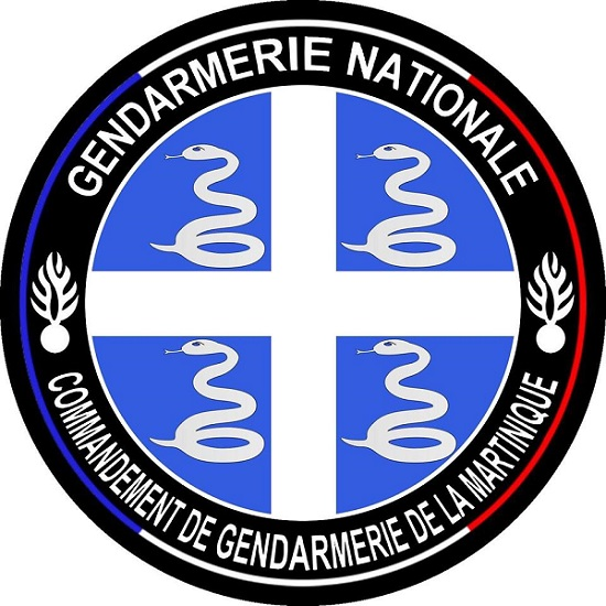Sur ordre du Président,  la gendarmerie en Martinique ne portera plus l'emblème aux 4 serpents !