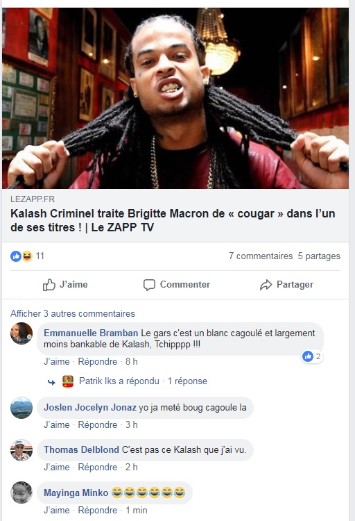 Il ne faut pas confondre Kalash et Kalash Criminel !