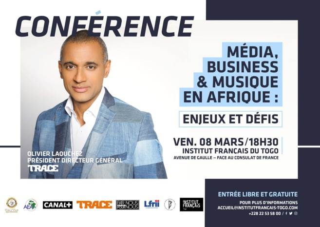 Un Martiniquais au TOGO / Olivier Laouchez.