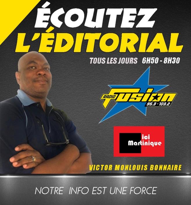Editorial du Jour / Des rats, des rats en Martinique !