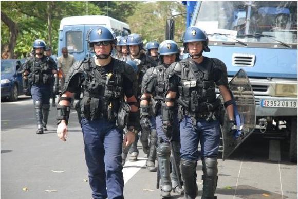 2. LA REVOLTE GRONDE DANS LA POLICE...ET LE PREFET VEUT TOUT ETOUFFER ! Par le Naïf