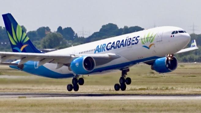 AIR  CARAïBES est un transporteur ou une machine à voler les Antillais ? Par Pierre Anexime...