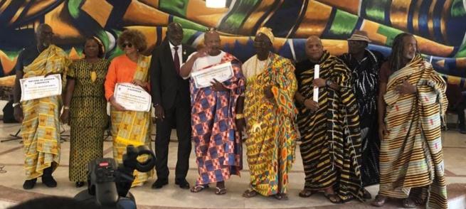 Kassav  mis à l'honneur en Afrique de l'ouest : Cocody les élève en tenue !