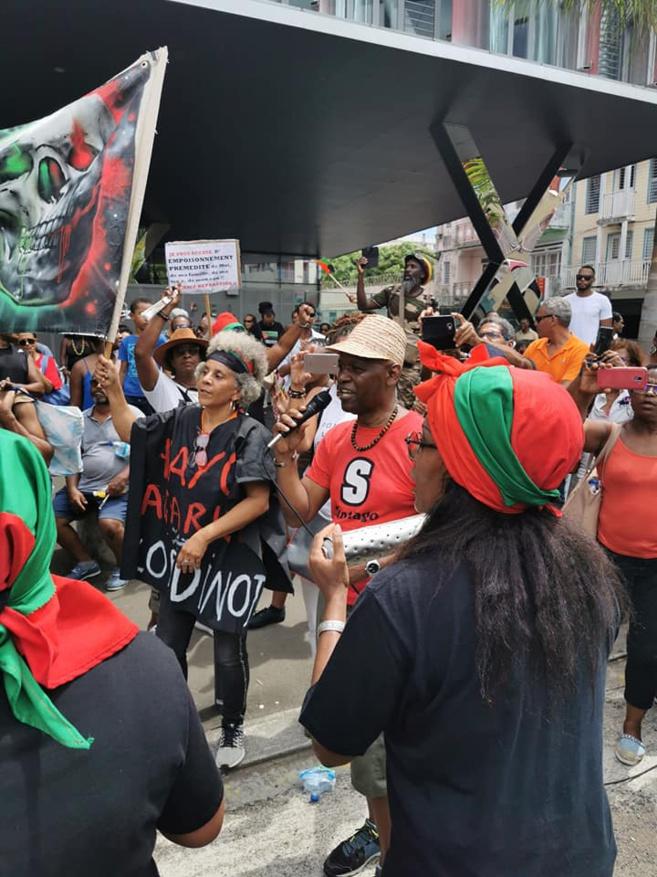 La lettre électronique du GRS aux Martiniquais  sur icimartinique.com