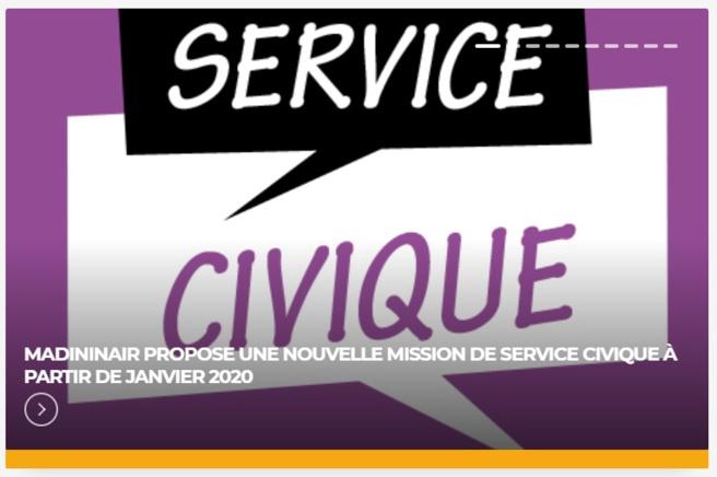 Madininair propose une nouvelle mission de service civique à partir de janvier 2020