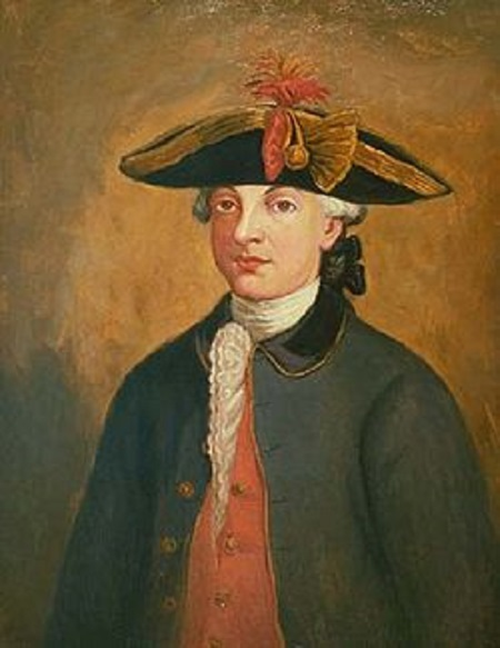 Estevan Miro, est un officier de l'armée espagnole puis gouverneur de Louisiane et de Floride Occidentale de 1785 à 1791.  Source