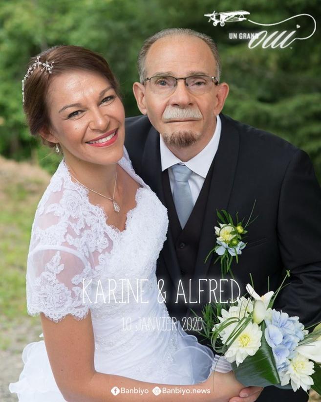 Par amour ou de raison ?  Ils se sont Mariés...