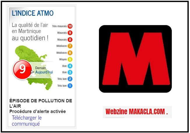 Alerte rouge en Martinique