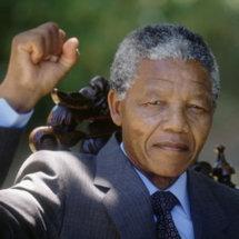 JOYEUX ANNIVERSAIRE NELSON MANDELA ! Par Camille CHAUVET