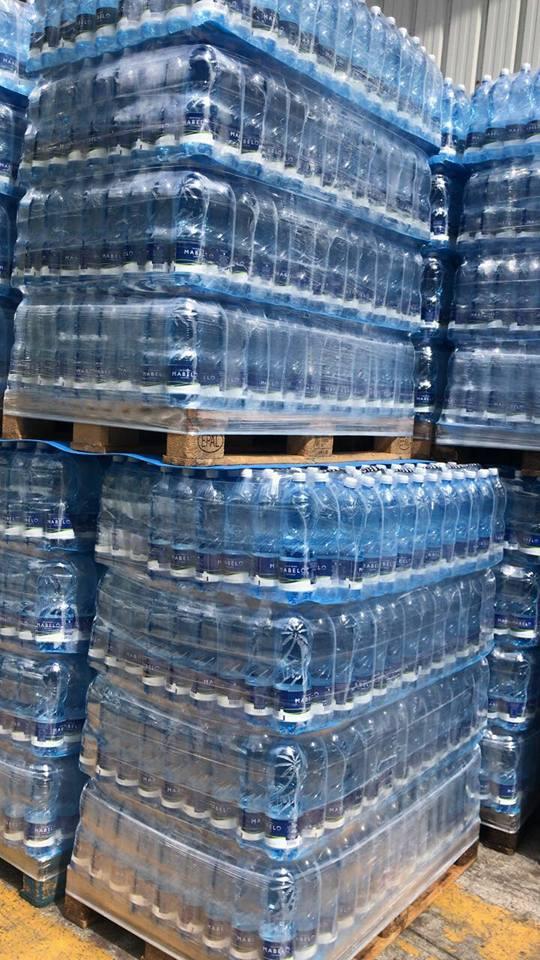 La Martinique ne manque pas d'eau. L'eau n'est pas gérée