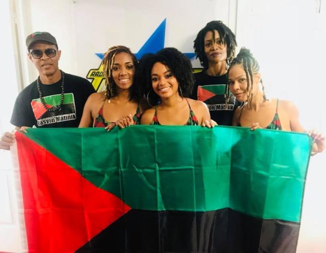 La Martinique parle présent -Ce qui va là